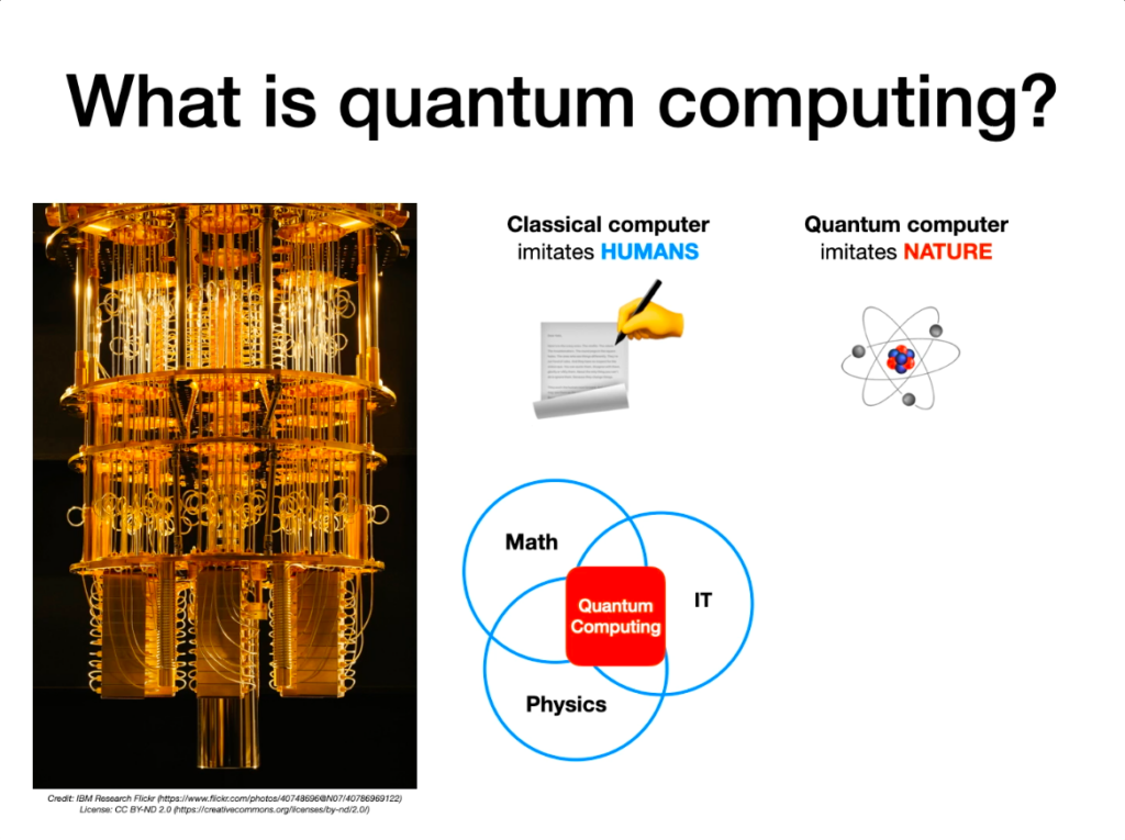 The power of quantum computers